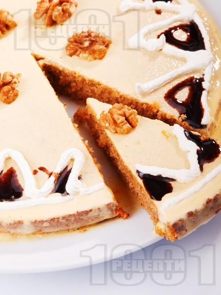 Торта Агнеса - снимка на рецептата
